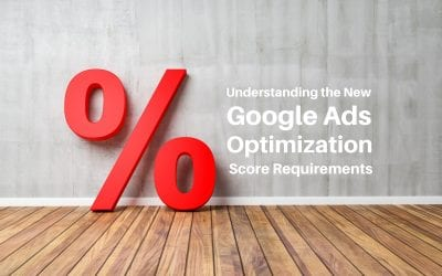 Understanding the New Google Ads Optimization Score Requirements